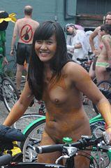 wild naked women