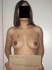 dare nude