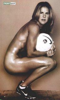 Brandi Chastain Nude