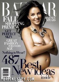 Britney Pregnant