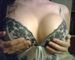exhibitionist wife