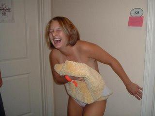 jacuzzi nude Lisa
