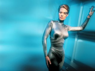 sexy seven of nine