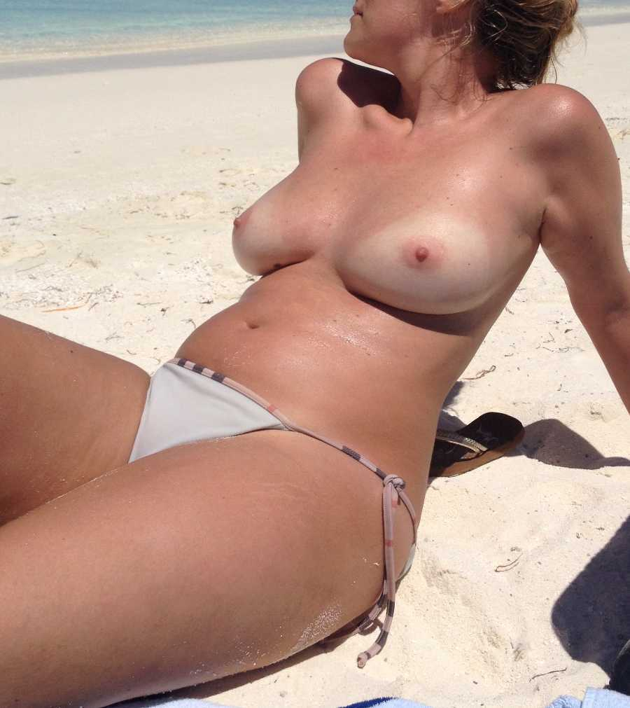 Nude on Beach