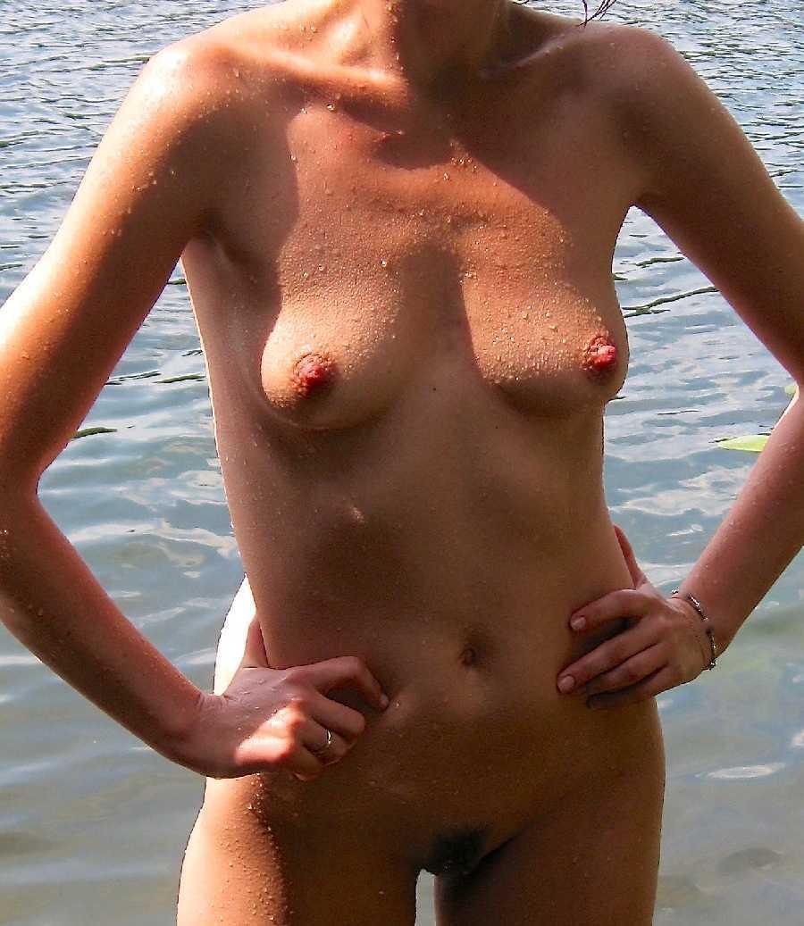 Naked at the Lake