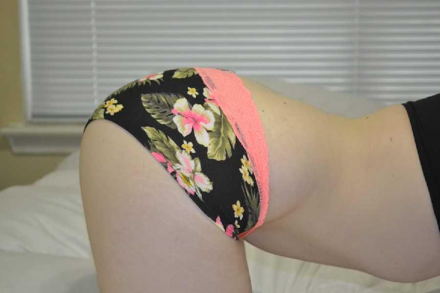 Underwear Dare for Wife