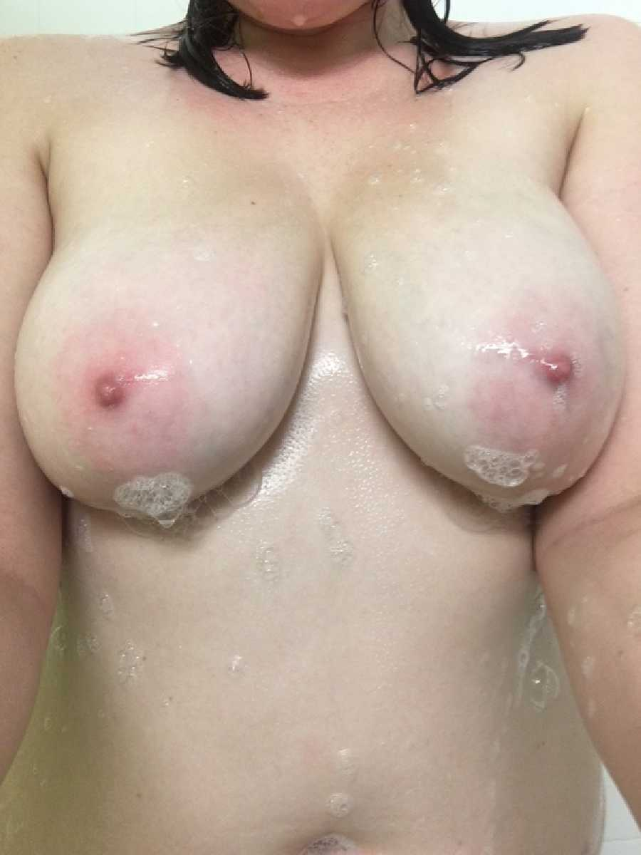 All Wet in the Shower