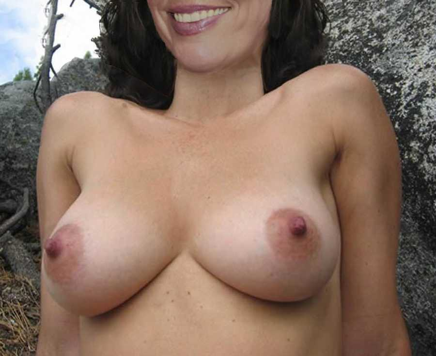 Nude on a Hiking Trail