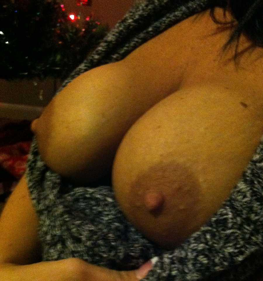 Wife Boobs