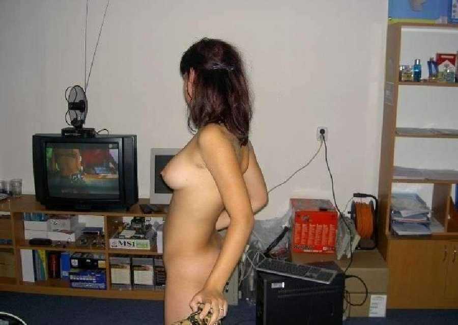 GF Watching Porn