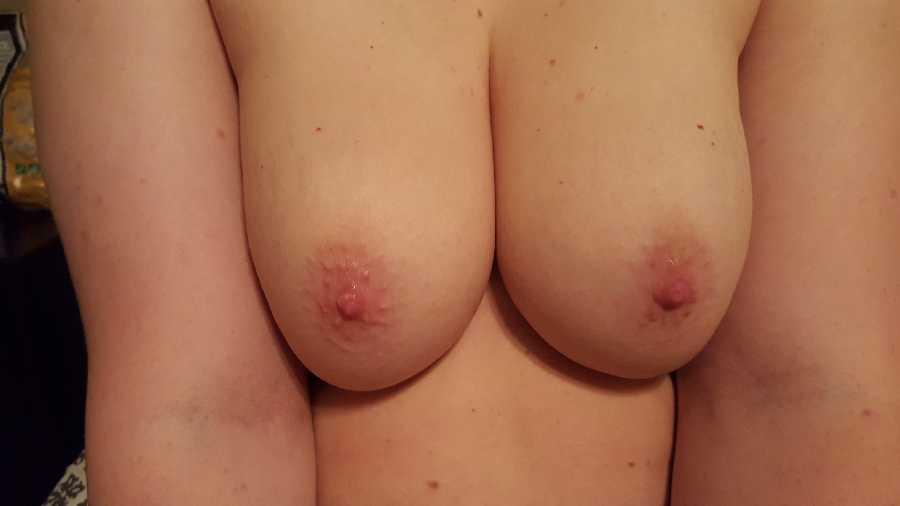 Tits and Thong