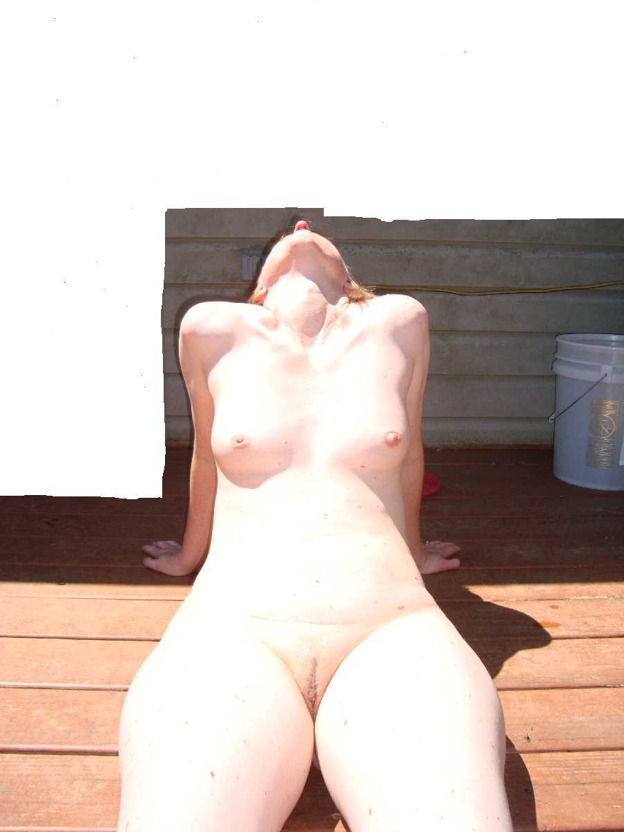 Nude in the Sun