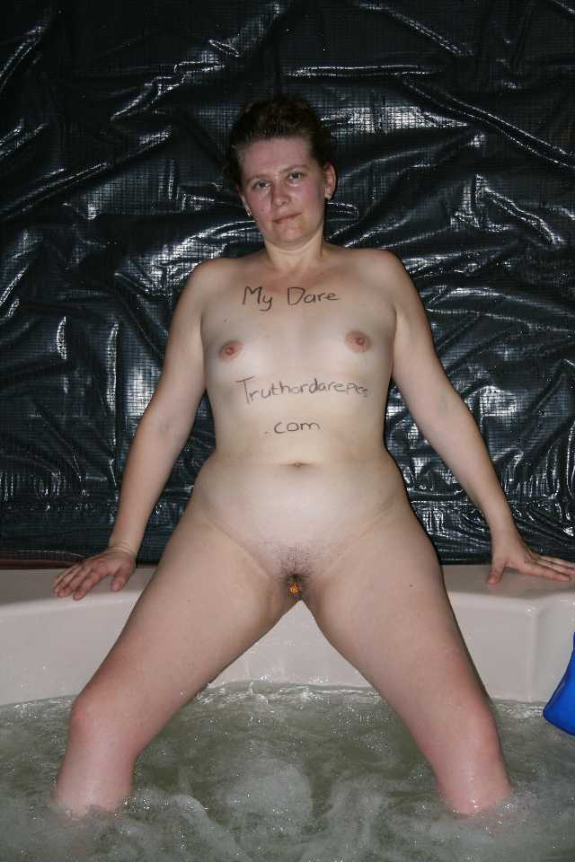 Esta Nude With Marker