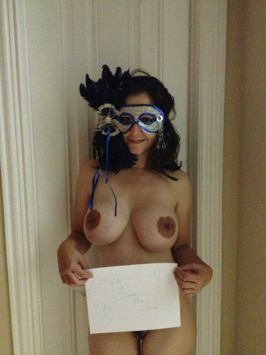Topless with Mask