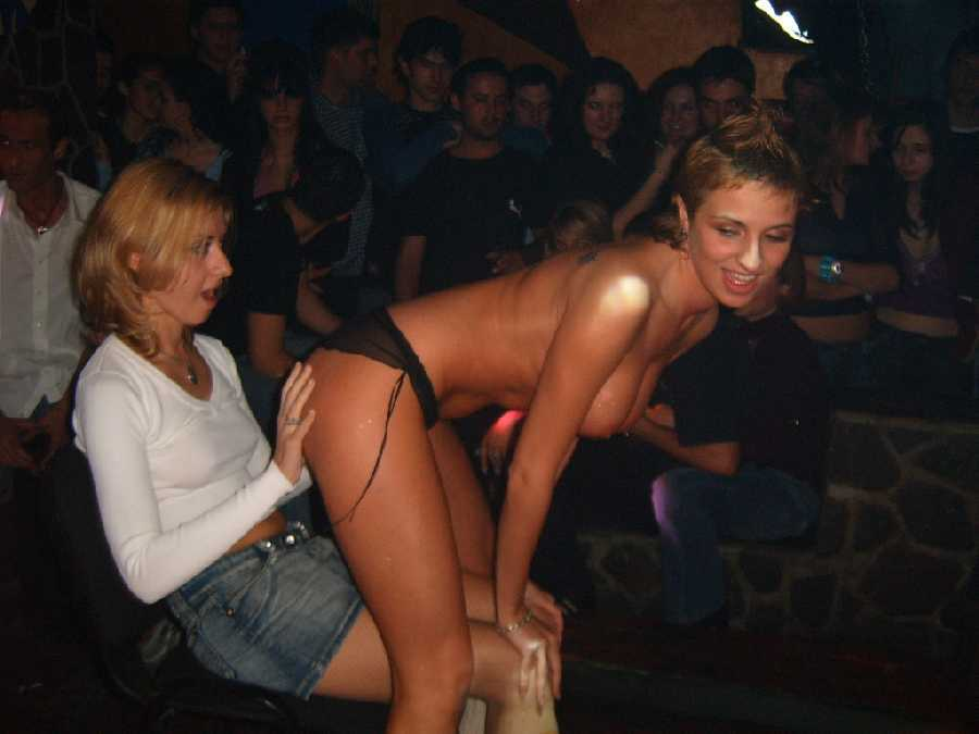 Female Stripper Nude 7