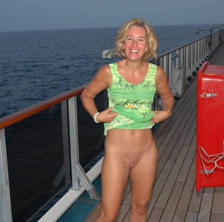 Nude mature cruise photos
