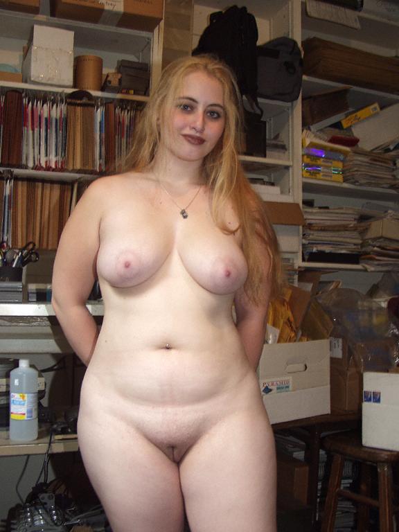 Hot Curvy Woman