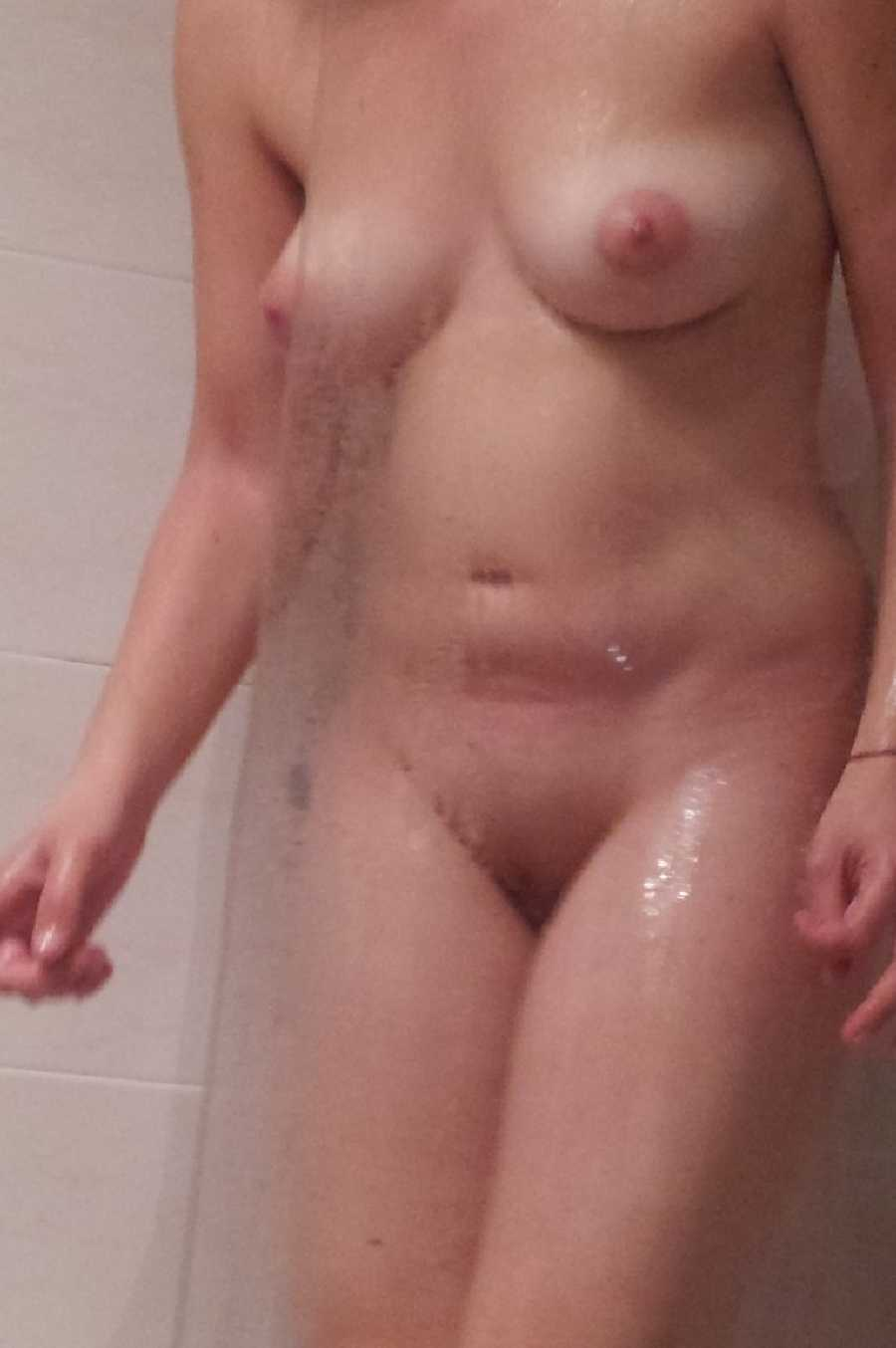 Pics in the Shower