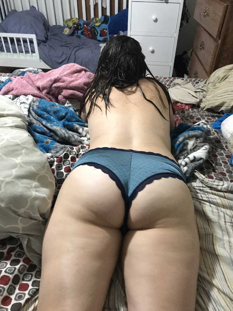 More of my Wife's Lovely Ass