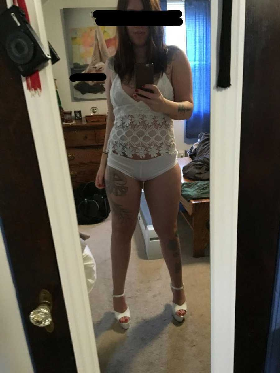 Clothed, Panties, Nude