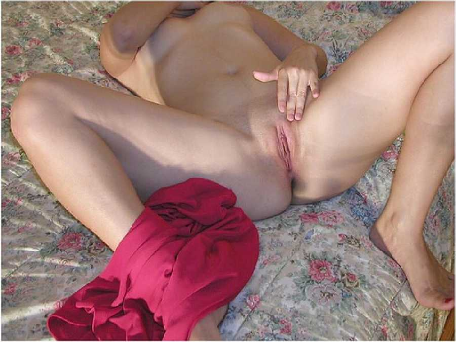 Fingering Herself