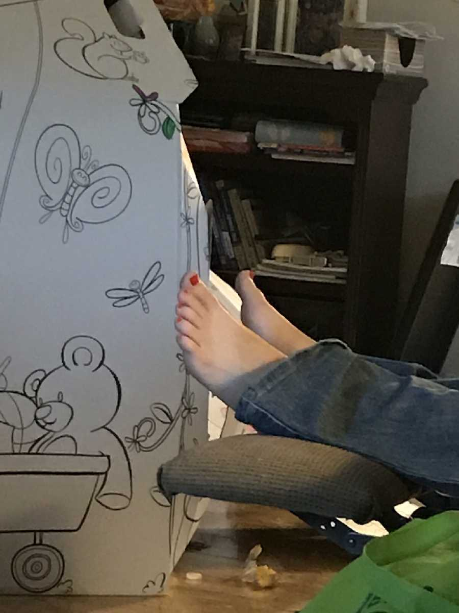 Feet Lovers Dare