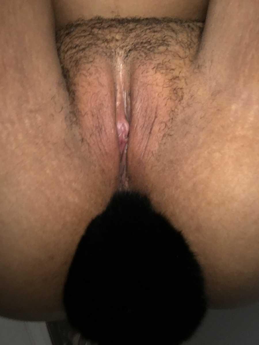 Furry Butt Plug
