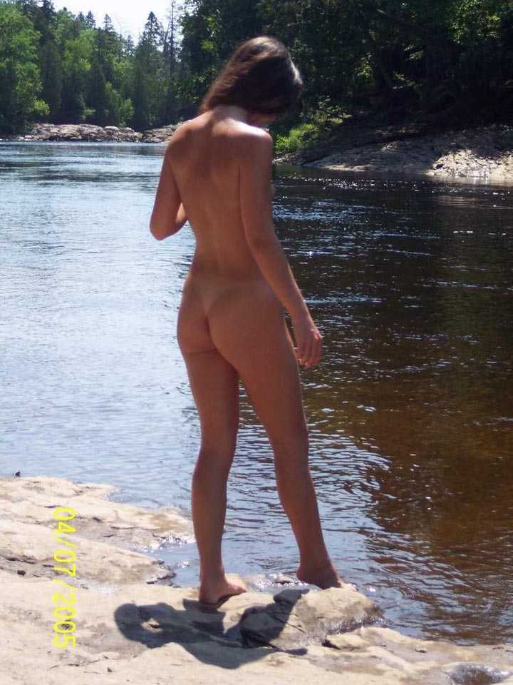 Swimming Naked