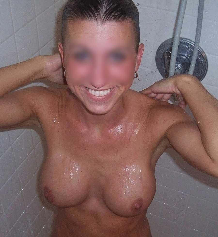 Boobs in the Shower