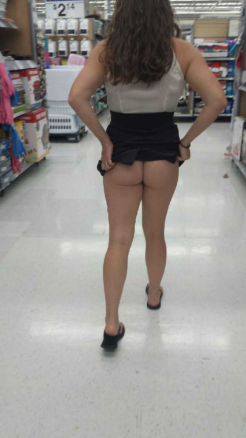 Store Flashing Dare
