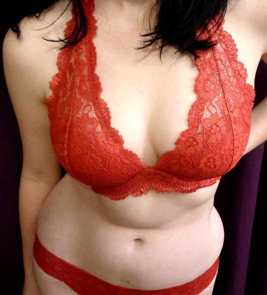 Wife in Red Panties Dare