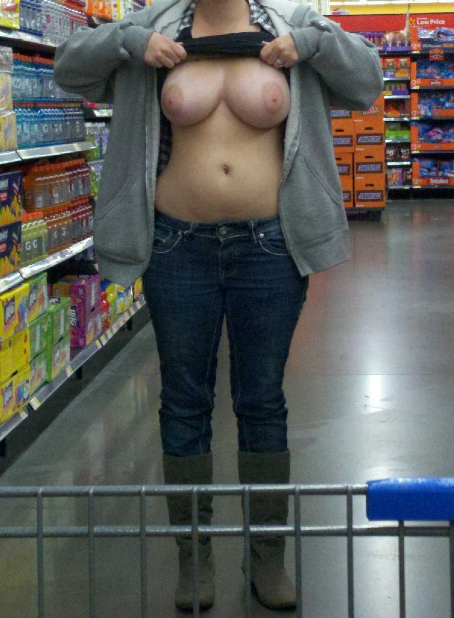 Flashing in Stores
