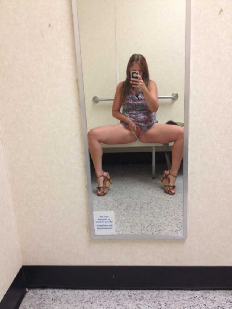 milf in changing room dare - amateur nude self pics