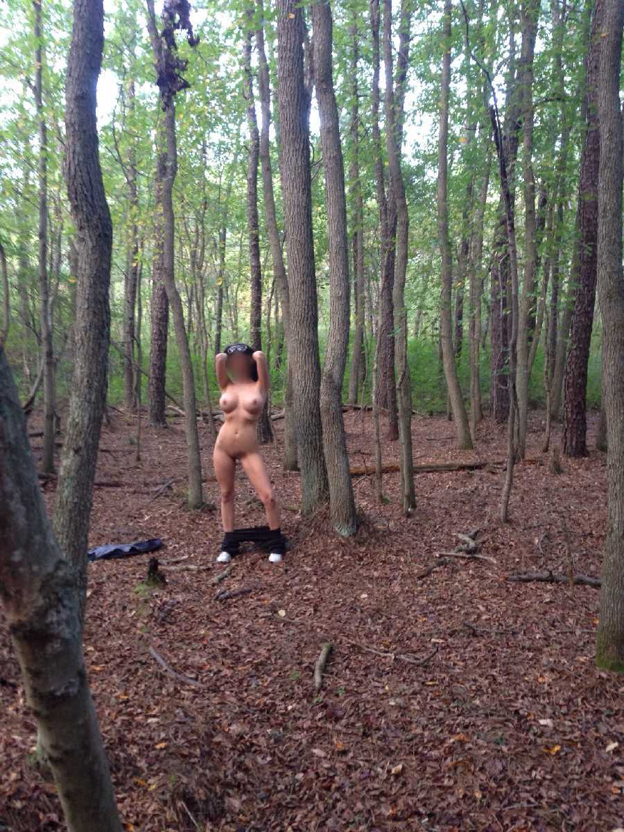 Public Nudity Dare