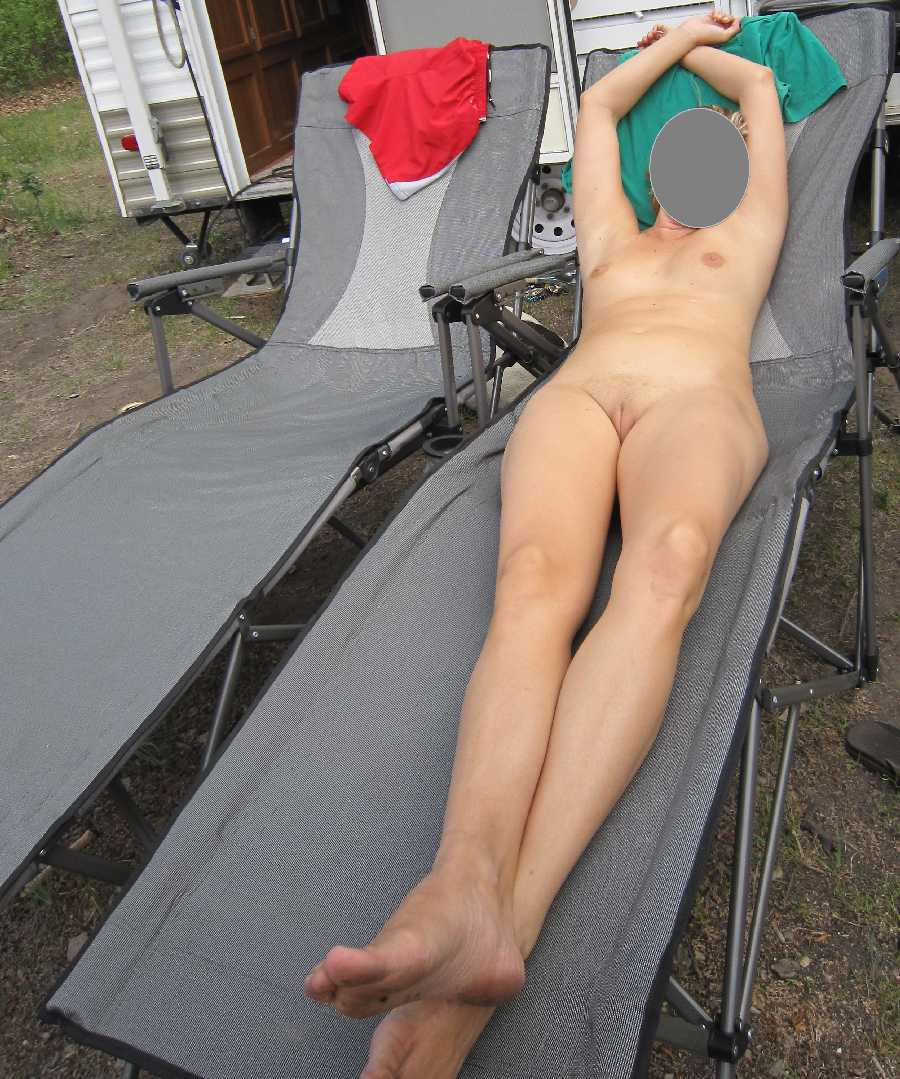Outdoor nude campers