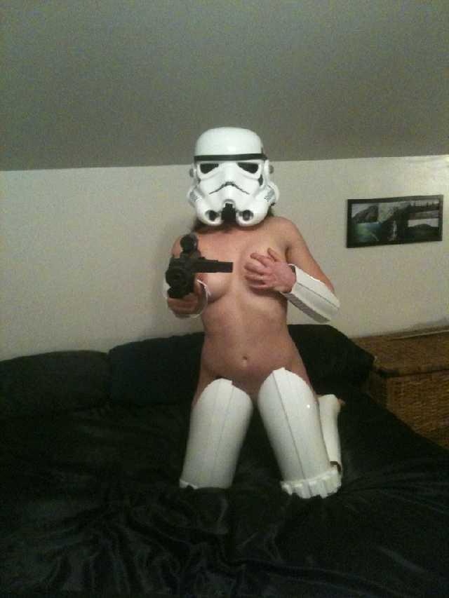 Sexy Stormtrooper Dare