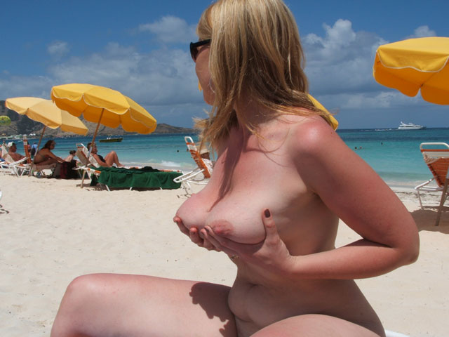 my nude beach dare