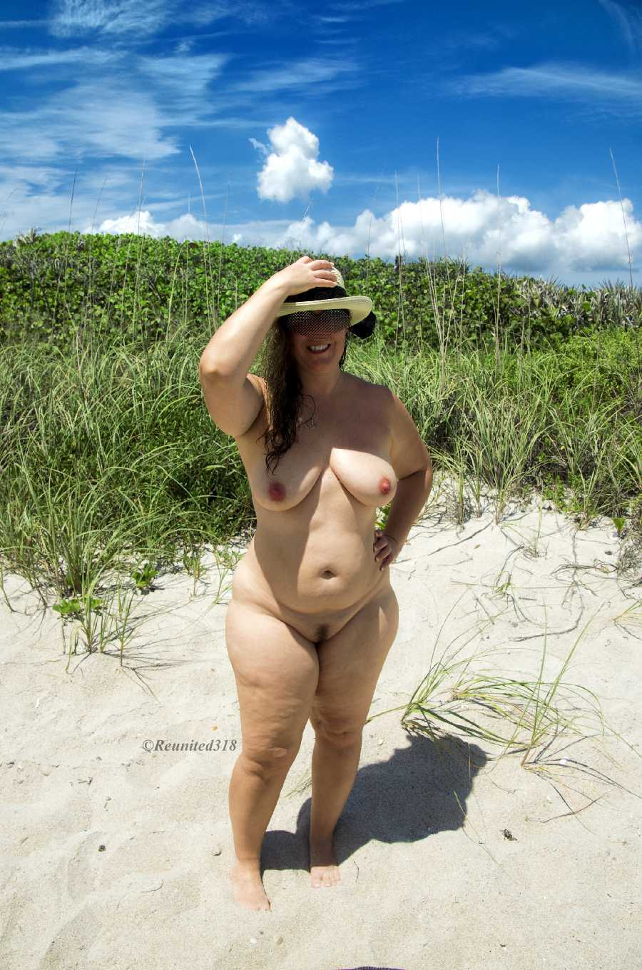 First Nude Beach Visit