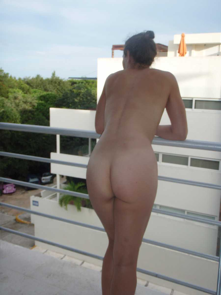 Flashing on the Balcony