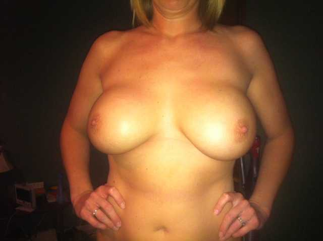 Wife Topless