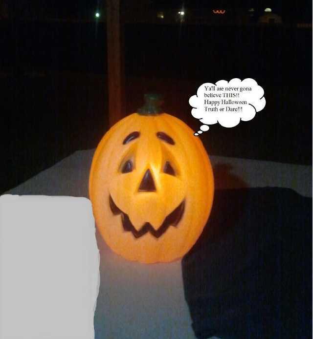 Halloween Dare
