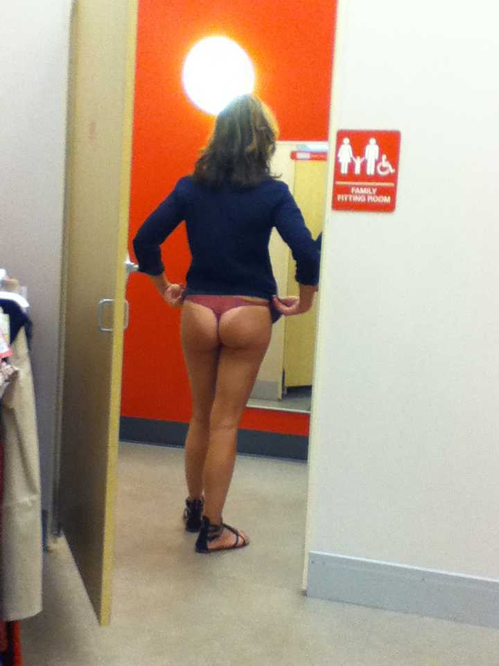 Changing Room Dare