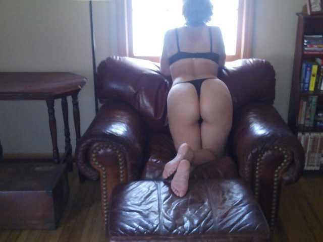Milf in home