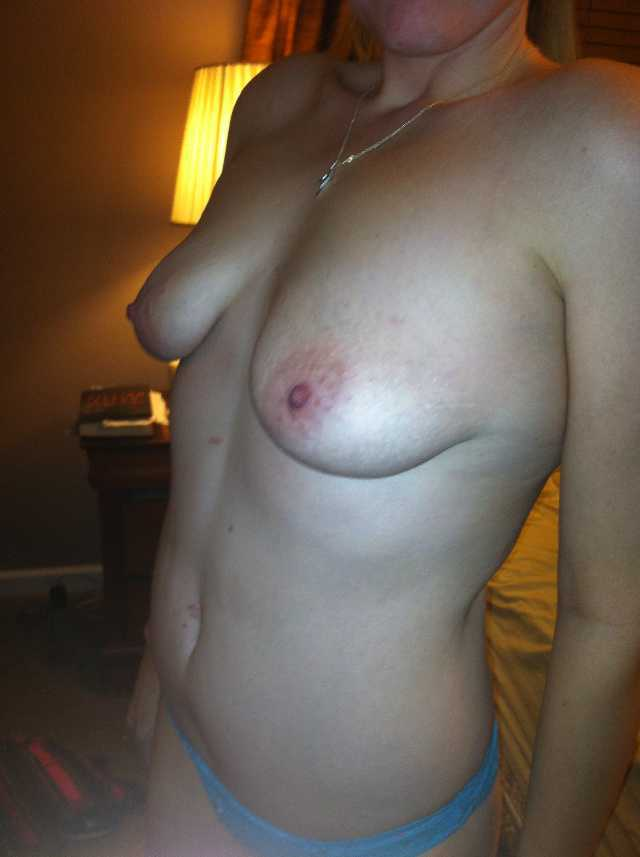 Shy Nude Wife