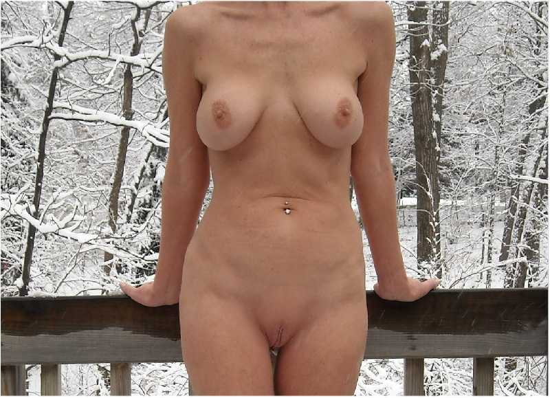 Naked Pics in Winter