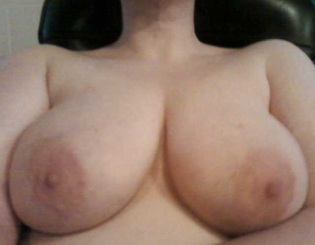 Wife's Bare Breasts