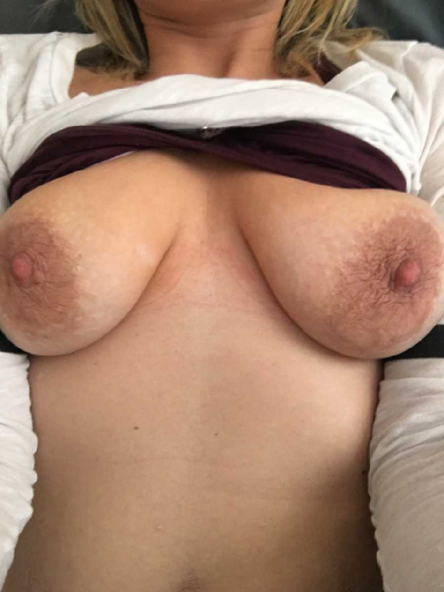 Please Caress My Tits