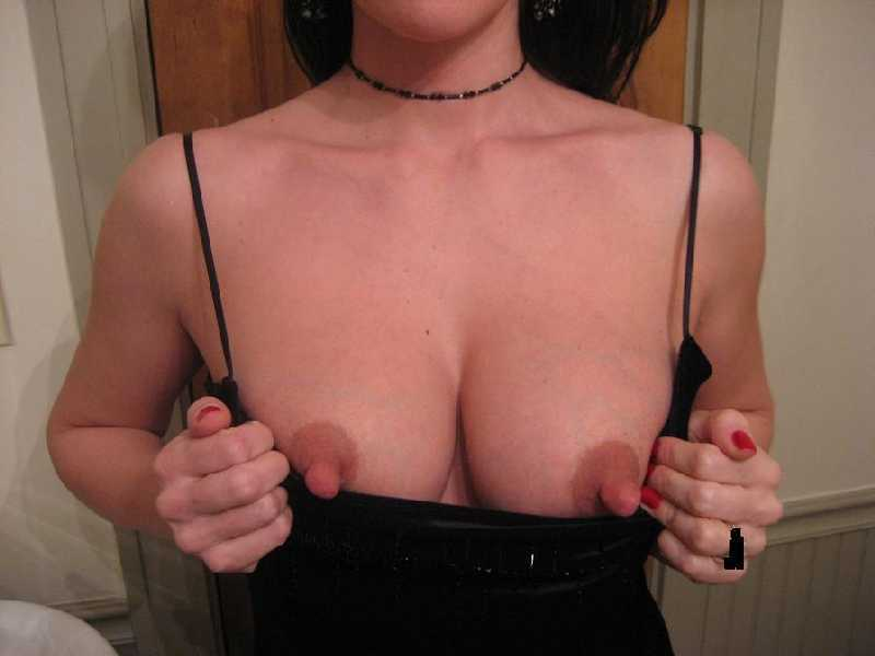 wifes long nipples