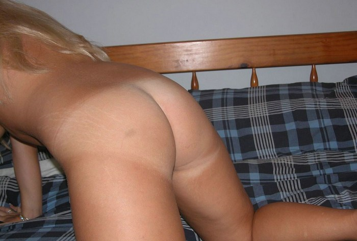 Blonde Wife