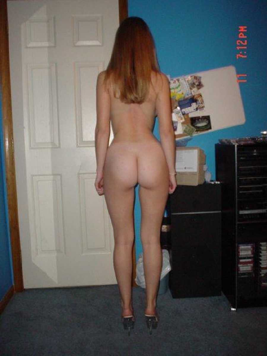 Nude Girl from Behind